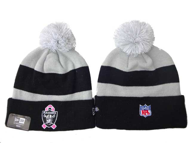 NFL Oakland Raiders Beanie DF